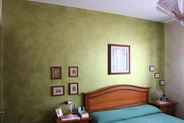 decorazione muro camera letto