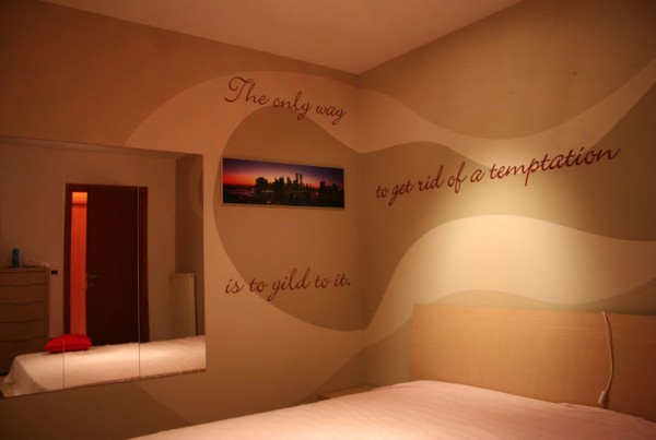 decorazioni murali casa