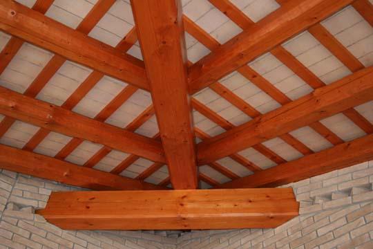 trattamento legno ferro