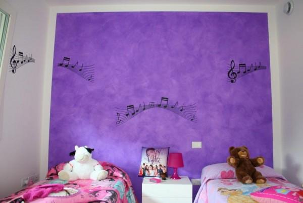 decorazioni camera san vito